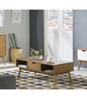 Comprar online Mesa de centro en madera de Pino Colección CUSCO