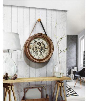 Reloj de Pared estilo vintage industrial : Modelo CANFRANC