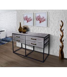 Mueble Aparador de Estilo Industrial : Modelo LECCO