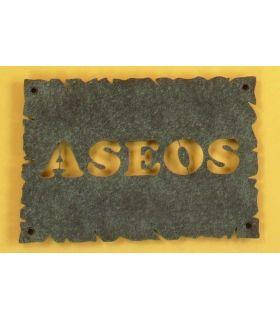 Comprar online Placa de Forja Modelo ASEOS