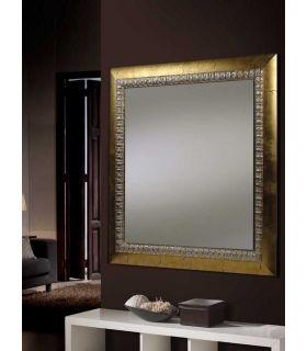 Espejo de Pared a medida Marco de Madera Modelo VARNA