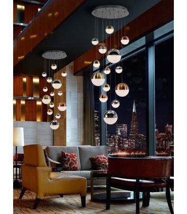 Lámpara de Techo 14 Luces Colección SPHERE