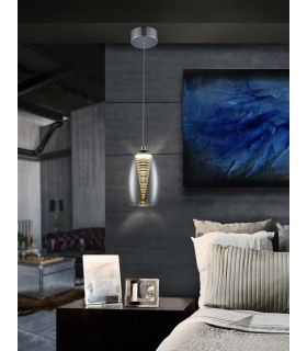 Comprar online Colgante LED de estilo modelo Colección NEBULA