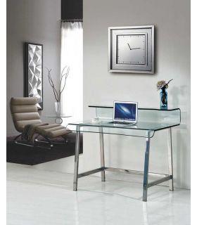 Comprar online Escritorio de Acero y Cristal templado GLASS