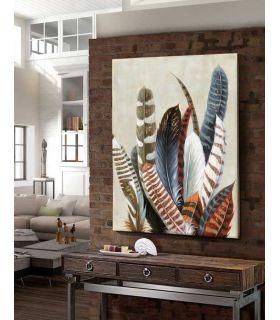 Comprar online Cuadro Acrílico Decorativo Modelo UCELLI