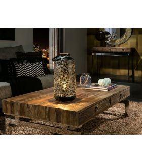Comprar online Lámpara de Mesa de estilo Etnico Modelo NOA