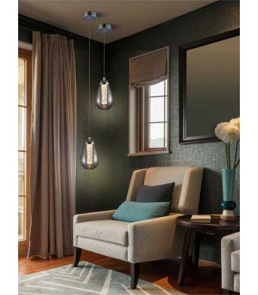 Colgante LED de estilo Moderno Colección TACCIA
