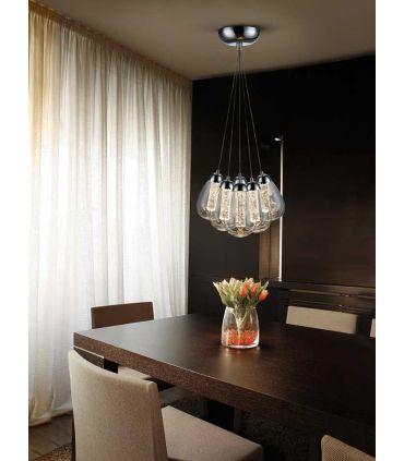 Lámpara moderna de Racimo colección TACCIA