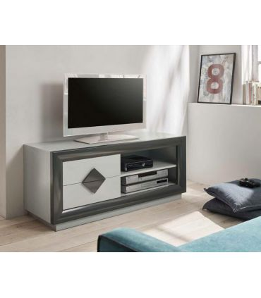 Mesa de TV Moderna de madera Modelo CANARIAS