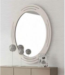 Comprar online Espejo Ovalado de estilo moderno modelo DONOSTI GR
