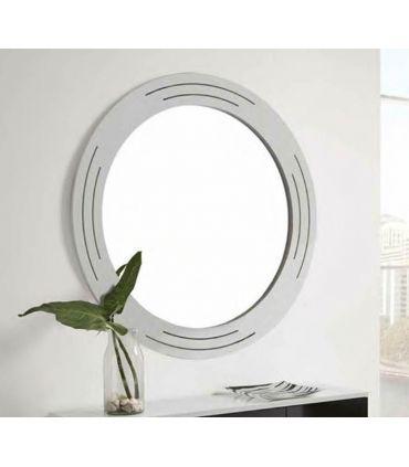 Espejo Redondo de estilo moderno modelo TARRAGONA GR