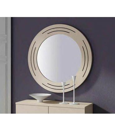 Espejo Redondo de estilo moderno modelo TARRAGONA PQ