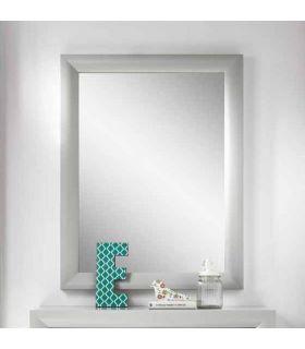 Comprar online Espejo Rectangular de marco lacado modelo SALOU