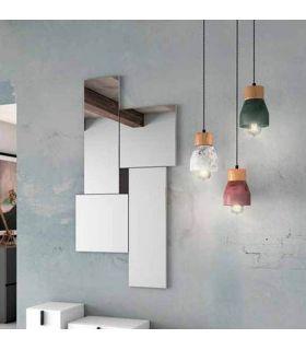 Comprar online Espejo Mural decorativo Modelo RODAS