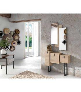 Comprar online Espejo Decorativo con base de madera CHIPRE