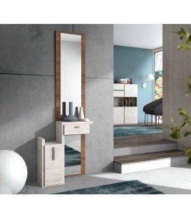 Comprar online Mueble de Recibidor de Madera NICOSIA