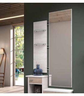 Comprar online Espejo Mural con estantes Modelo LA PALMA