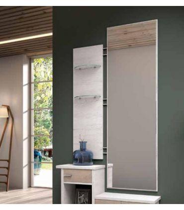 Espejo Mural con estantes Modelo LA PALMA