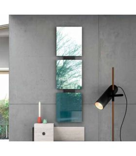 Comprar online Espejo decorativo Rectangular KUBIKO
