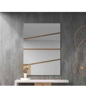Comprar online Espejo Rectangular de estilo moderno LERIDA