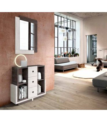 Mueble Recibidor de Madera LUGO