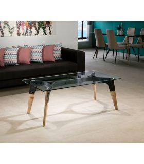 Comprar online Mesa auxiliar de centro de estilo Industrial MANHATTAN