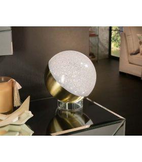 Comprar online Lámpara de Sobremesa esférica Colección SPHERE Latón GR
