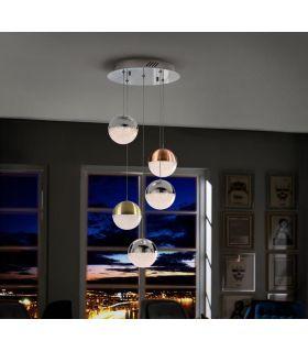 Lámpara LED Circular Colección SPHERE Colores