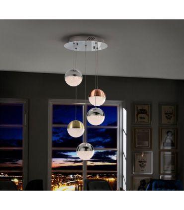 Lámpara LED Lineal con tulipas esféricas SPHERE