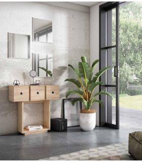Mueble Taquillón realizado en madera Modelo MERIDIANO