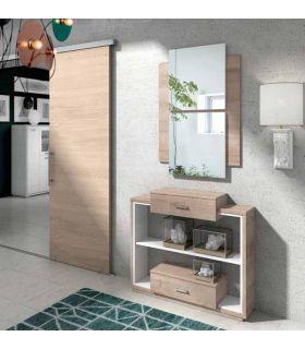 Comprar online Mueble de Recibidor en Madera modelo CANTABRIA