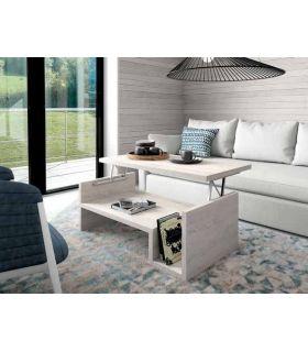 Comprar online Mesa de centro elevable realizada en madera PIRINEOS