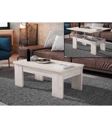 Mesa de centro convertible en mesa de comedor COIMBRA