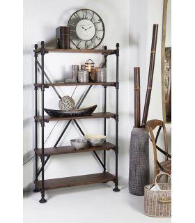 Comprar online Mueble Librería de Estilo Industrial Coleccion PIPA