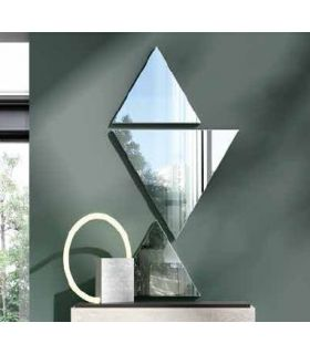 Comprar online Set de 3 Espejos Triangulares CIUDAD REAL