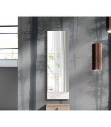 Espejo de pared vertical modelo SUIZA