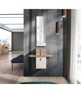 Comprar online Espejo de pared vertical modelo SUIZA