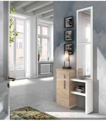 Mueble de Recibidor en madera ORENSE