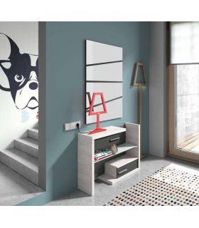 Comprar online Mueble de Recibidor moderno modelo SIMETRIK