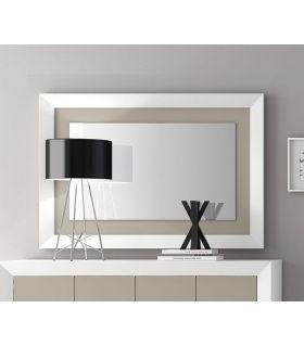 Comprar online Espejo con marco de madera modelo MINERVA