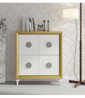 Comprar online Mueble Auxiliar Taquillón en madera QUATRO