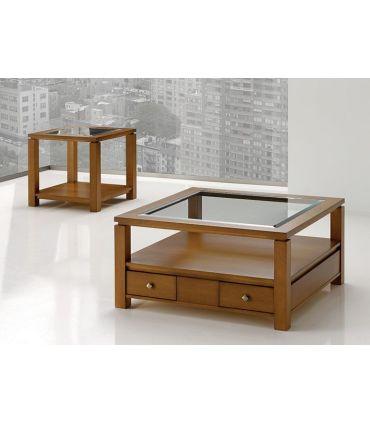 Mesa de centro en madera de Haya modelo ZARAUTZ
