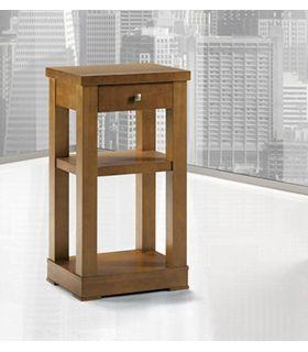 Comprar online Mueble Telefonera en madera chapada de Haya DIOR
