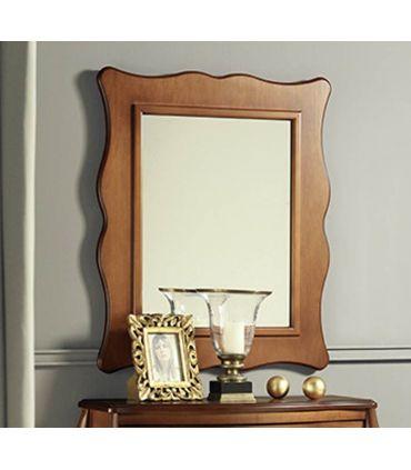 Espejo Clásico en madera de Haya ZANTE