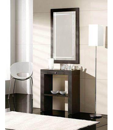 Espejo rectangular con luna serigrafiada CAPRICCIO