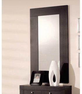 Comprar online Espejo Vestidor en madera chapada de Roble UDINE