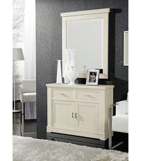Comprar online Espejo Clásico en madera de Haya modelo BENICASIM