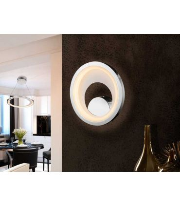 Aplique de diseño con luz Led colección Laris Schuller