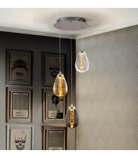 Comprar online Lámpara de techo luz led colección TACCIA 3 Schuller