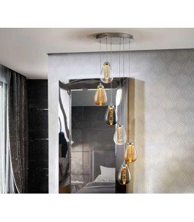 Comprar online Lámpara de techo luz Led colección TACCIA 6 Schuller